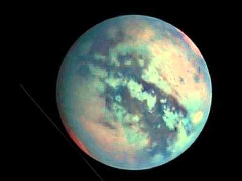 Resultado de imagen de La luna Titán, su mejor imagen