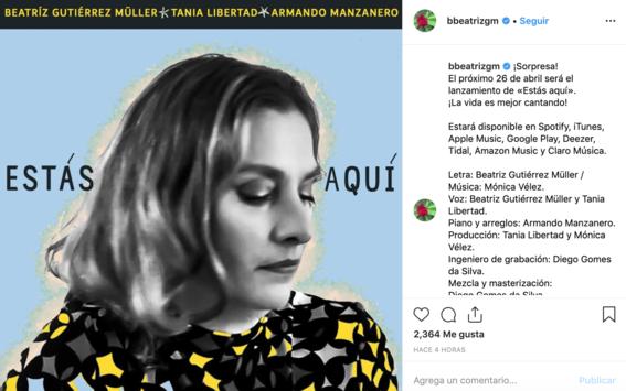 Guitiérrez Müller lanzará canción con Tania Libertad y Manzanero
