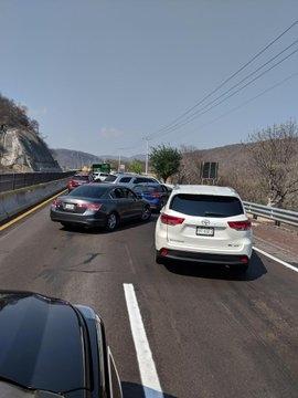 asalto en la carretera mexicoacapulco 1
