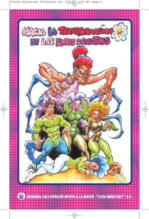 personajes de las historietas de  brigada callejera 3