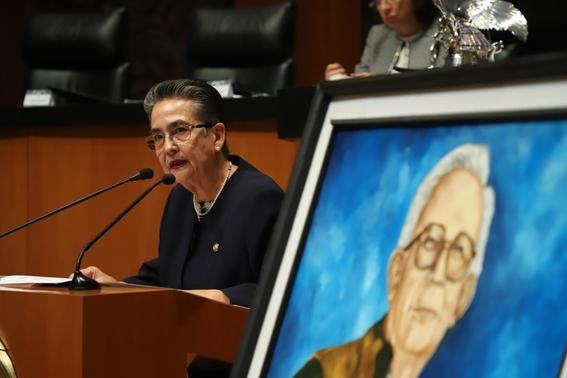 senadora de morena dice que exageran la masacre de minatitlan 1