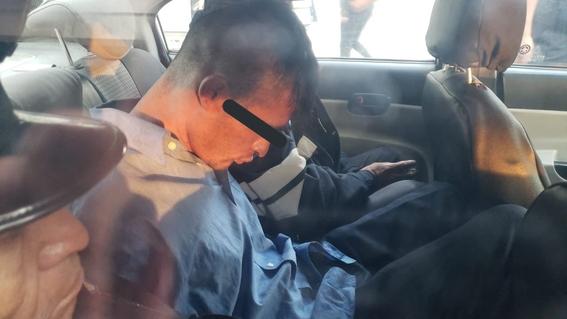muere policia al ser arrojado a las vias del metro 2