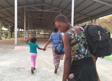 migrantes detenidos hoteles tapachula 2