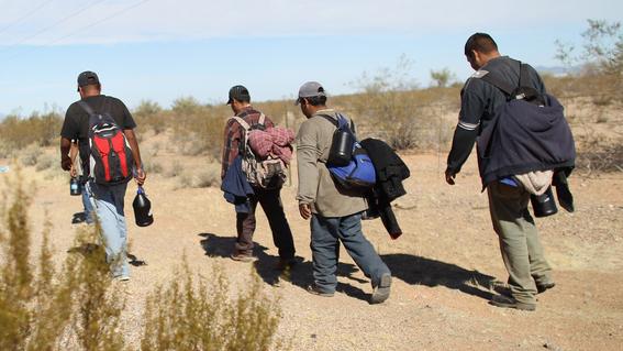 polleros cobran hasta 200 mil pesos por migrante 2