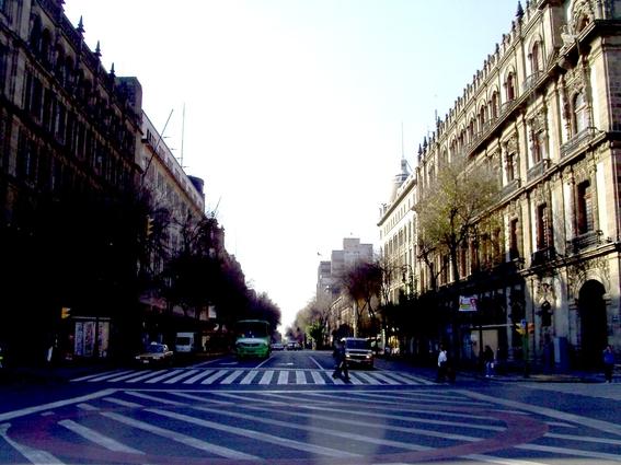 cerraran calle 20 de noviembre a peatones cada fin de semana 1