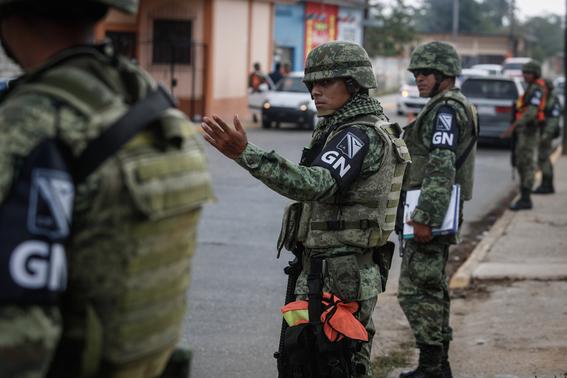 guardia nacional inicia en minatitlan veracruz 1