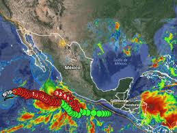 huracanes en mexico 1