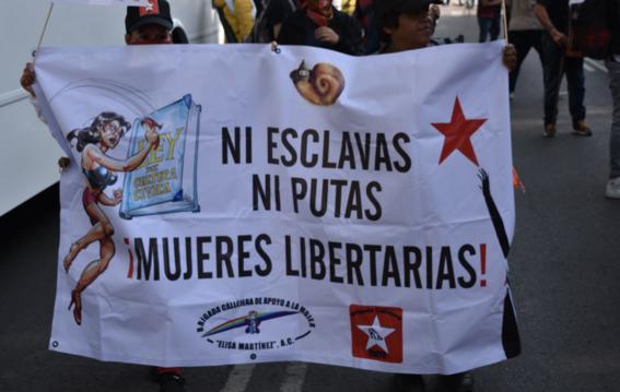 fotografias de trabajadoras sexuales en 1 de mayo 2019 8