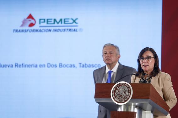 amlo anuncia que gobierno federal financiara refineria de dos bocas 1