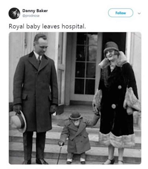 despiden a locutor de radio por chistes racistas sobre bebe real 2