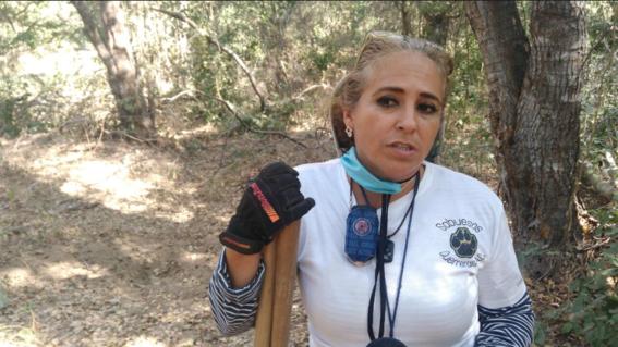 madres de desaparecidos el 10 de mayo 2