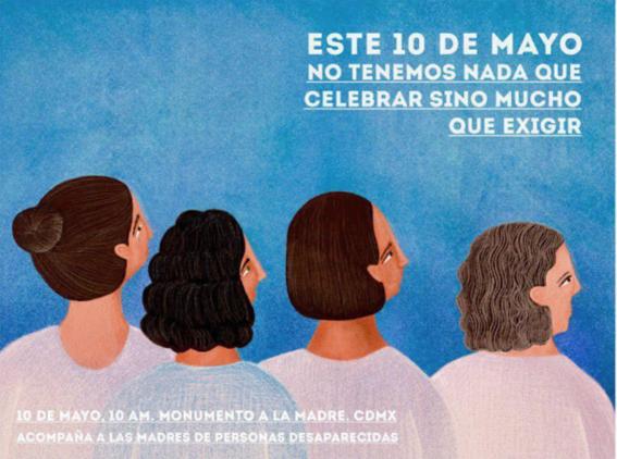 madres de desaparecidos el 10 de mayo 3