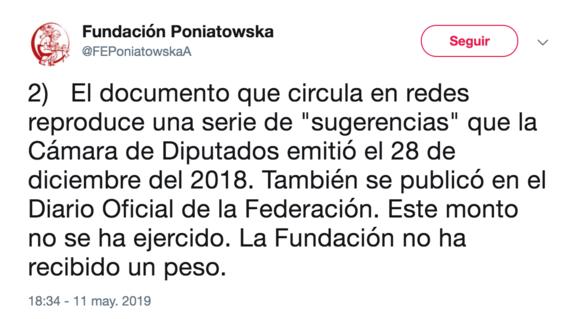elena poniatowska habria recibido un pago de 5mdp por parte de amlo 2