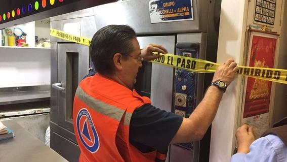 suspenden temporalmente locales de comida al interior del metro 2