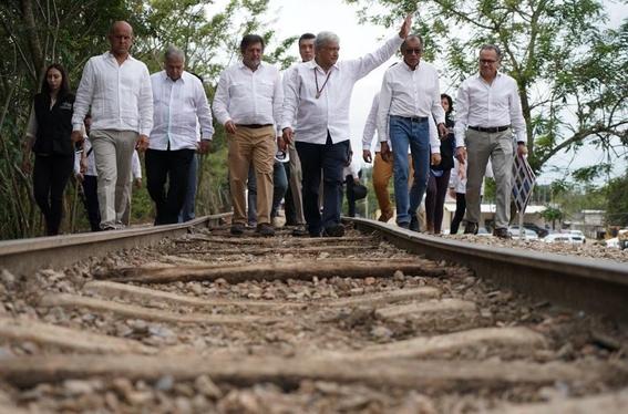 descalifica saul hernandez tren maya y consultas de amlo 2