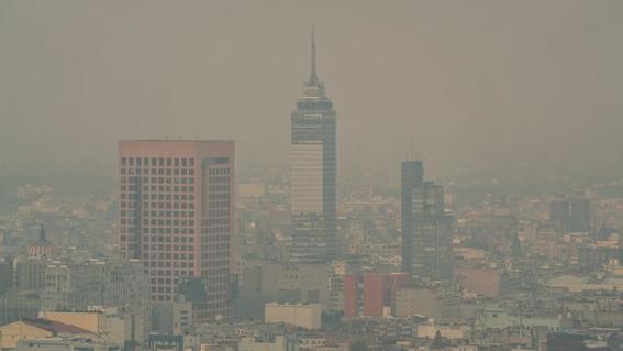 contaminacion exhibe a las autoridades de la cdmx 1