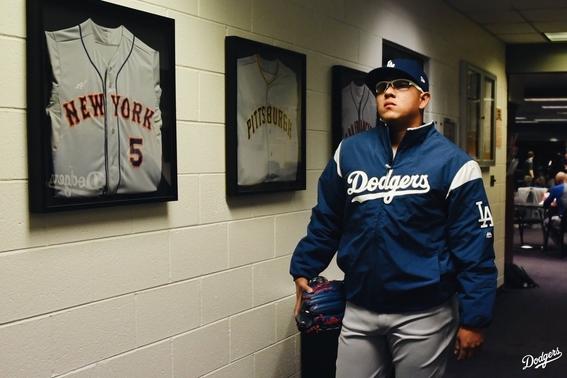 pitcher mexicano de los dodgers julio urias arrestado por violencia domestica 2