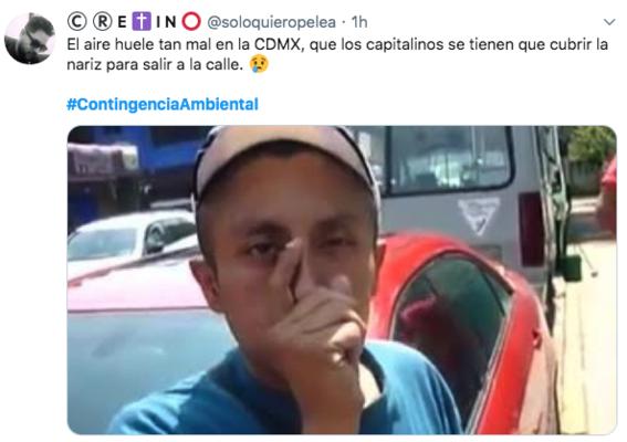 medio ambiente meme ciudad de mexico 3