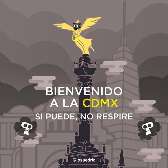 medio ambiente meme ciudad de mexico 13