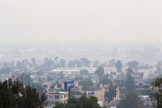 sigue mala calidad del aire en el valle de mexico 1