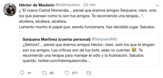 el periodista hector de mauleon ha sido uno de los criticos de la 4t 4