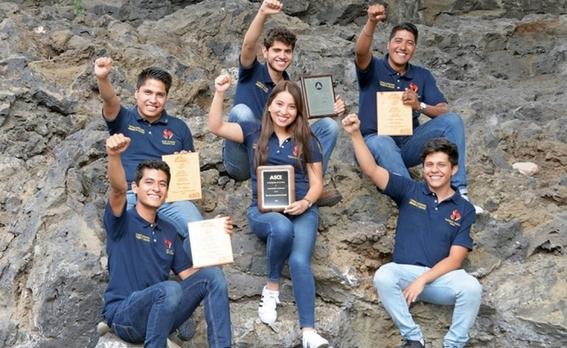 estudiantes de la unam ganan concurso internacional de ingenieria 1