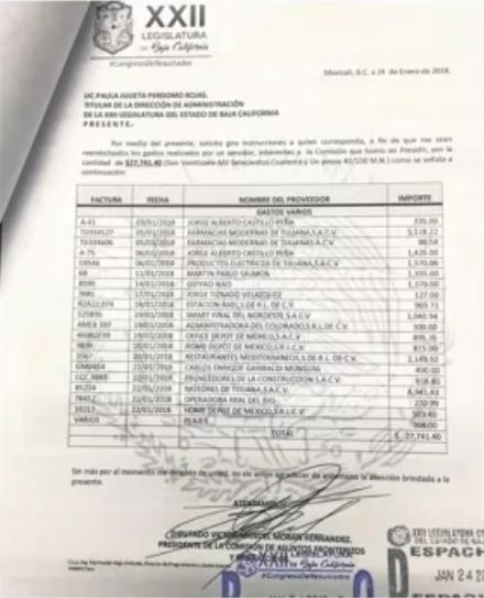diputado de morena carga a congreso gastos por 3 mdp 1