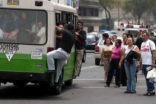 los transportistas publicos piden que aumente 250 pesos la tarifa en cdmx 1