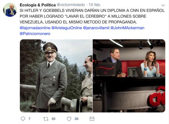 victor manuel toledo el nuevo titular de la semarnat ha mostrado contradicciones sobre amlo en sus redes sociales 6