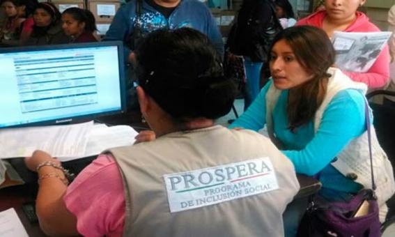 no encuentran a 2 millones de familias beneficiarias de prospera 2