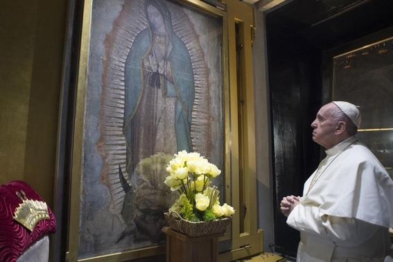 papa francisco dice que el diablo trae bronca con mexico 1