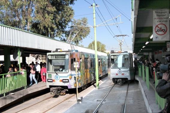 cerraran seis meses 10 estaciones del tren ligero por mantenimiento 1