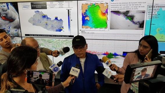 terremoto de 68 sacude a el salvador; emiten alerta de tsunami 2