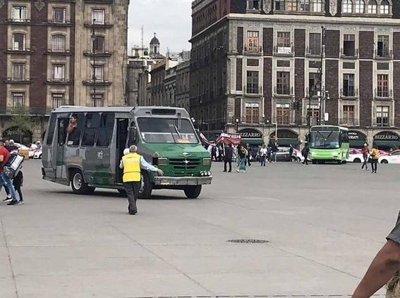 paro nacional de taxistas 2019 3