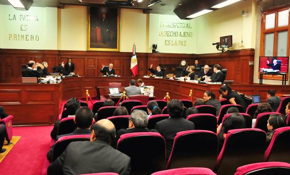 por acoso y corrupcion destituyen a 15 jueces de suprema corte 1