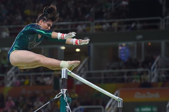 la gimnasta mexicana alexa moreno queda fuera de juegos panamericanos 1