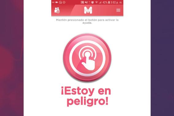 mujeres seguras app 1