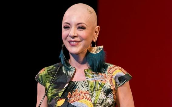 por que la actriz edith gonzalez se decia fan del cancer 2