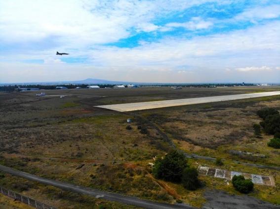 el colectivo nomasderroches desea poner un freno total a la construccion del aeropuerto de santa lucia 1