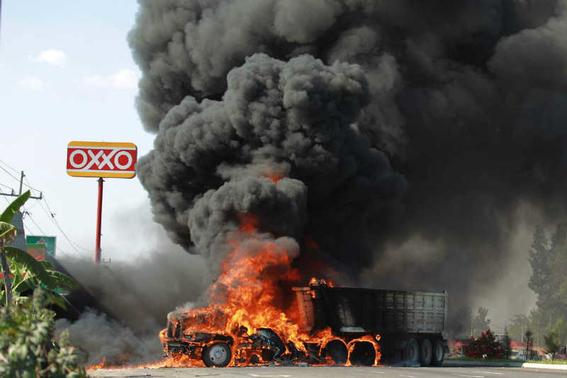 el cartel jalisco nueva generacion es la organizacion criminal que mas rapido crece en el territorio mexicano 2