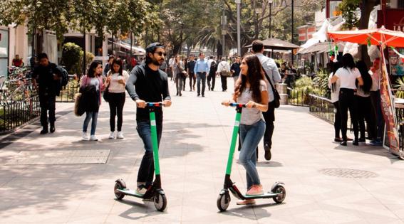 los scooters electricos son una buena opcion de movilidad en la cdmx 1