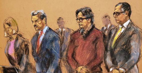 keith raniere fue encontrado culpable de todos los cargos que enfrentaba como lider de la secta de culto sexual dos encubierta por la empresa nxi 1