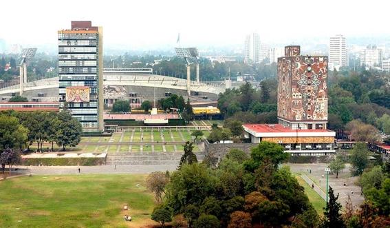 la unam esta ubicada como la segunda mejor universidad de america latina y la mejor de mexico 1