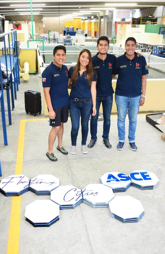estudiantes de la unam obtienen triunfo historico de ingenieria civil en eua 1