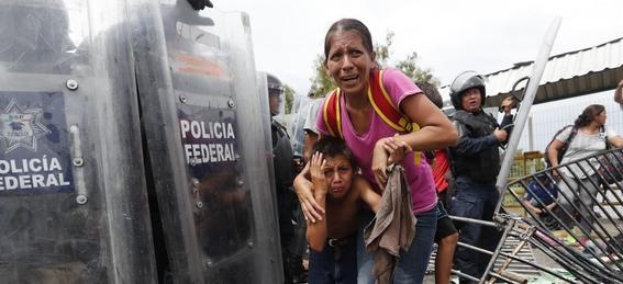 papa francisco felicita a mexico por ser tan acogedor con los migrantes 2