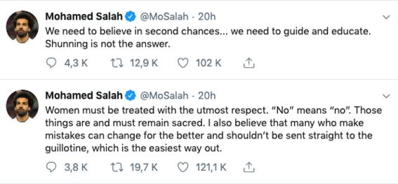 mohamed salah defiende a companero acusado por acoso sexual 2
