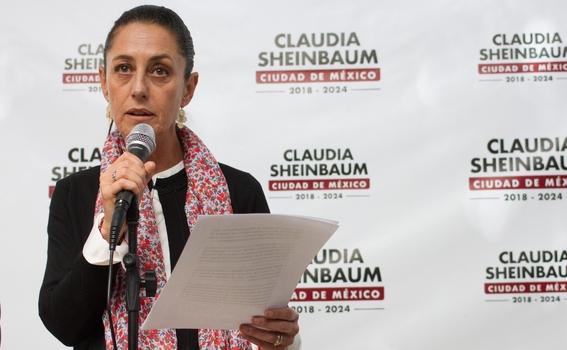 disminuye popularidad de sheinbaum como jefa de gobierno de cdmx 1