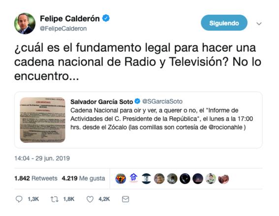 cancelan transmision de festejo de amlo en cadena nacional 2