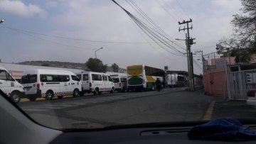 rutas peligrosas en el transporte publico cdmx 3
