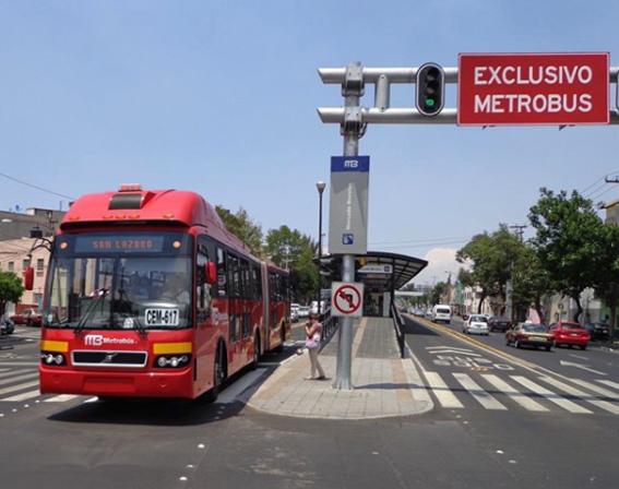 rutas peligrosas en el transporte publico cdmx 6